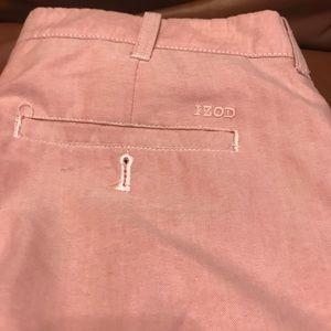 Light Pink Men's Khakis
